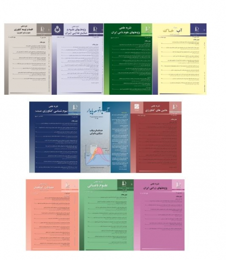 agriculture faculty journals